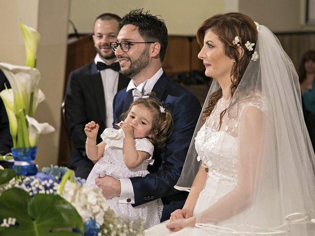 Il matrimonio di Michele e Clarissa a San Benedetto del Tronto, Ascoli Piceno 31