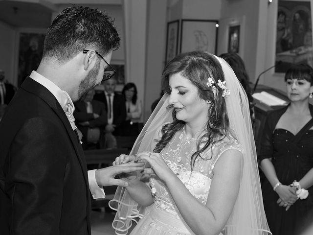 Il matrimonio di Michele e Clarissa a San Benedetto del Tronto, Ascoli Piceno 33
