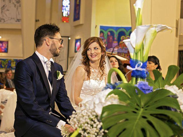 Il matrimonio di Michele e Clarissa a San Benedetto del Tronto, Ascoli Piceno 35