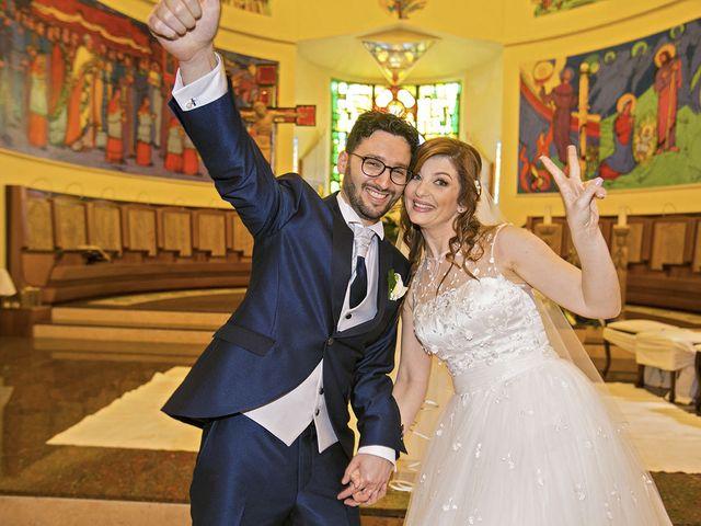 Il matrimonio di Michele e Clarissa a San Benedetto del Tronto, Ascoli Piceno 38