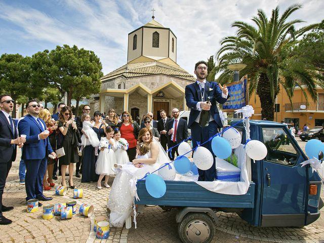Il matrimonio di Michele e Clarissa a San Benedetto del Tronto, Ascoli Piceno 41