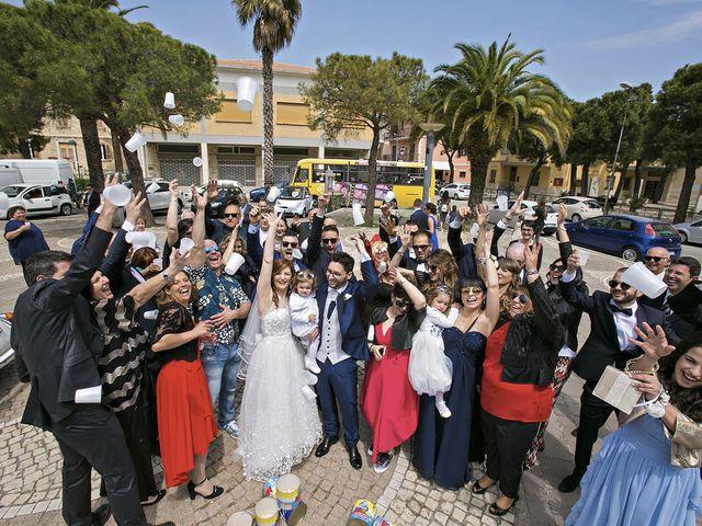 Il matrimonio di Michele e Clarissa a San Benedetto del Tronto, Ascoli Piceno 42