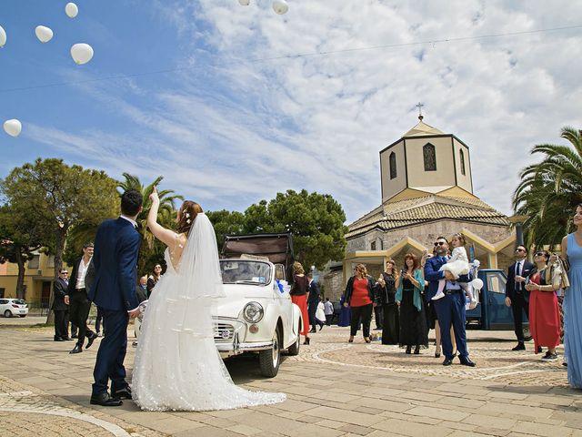 Il matrimonio di Michele e Clarissa a San Benedetto del Tronto, Ascoli Piceno 43