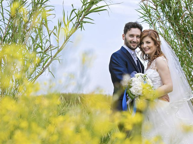 Il matrimonio di Michele e Clarissa a San Benedetto del Tronto, Ascoli Piceno 45