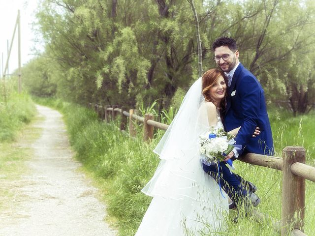 Il matrimonio di Michele e Clarissa a San Benedetto del Tronto, Ascoli Piceno 47