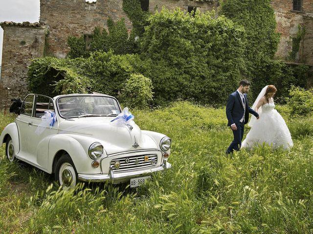 Il matrimonio di Michele e Clarissa a San Benedetto del Tronto, Ascoli Piceno 56