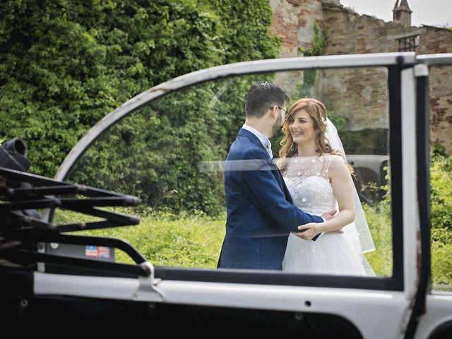 Il matrimonio di Michele e Clarissa a San Benedetto del Tronto, Ascoli Piceno 57
