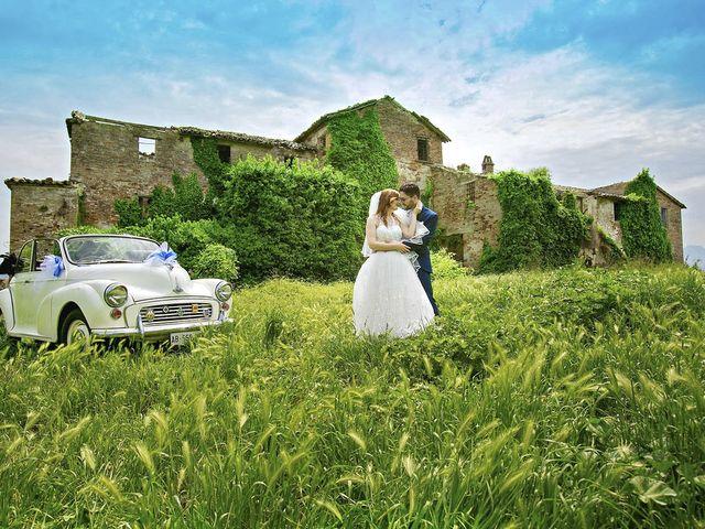 Il matrimonio di Michele e Clarissa a San Benedetto del Tronto, Ascoli Piceno 58