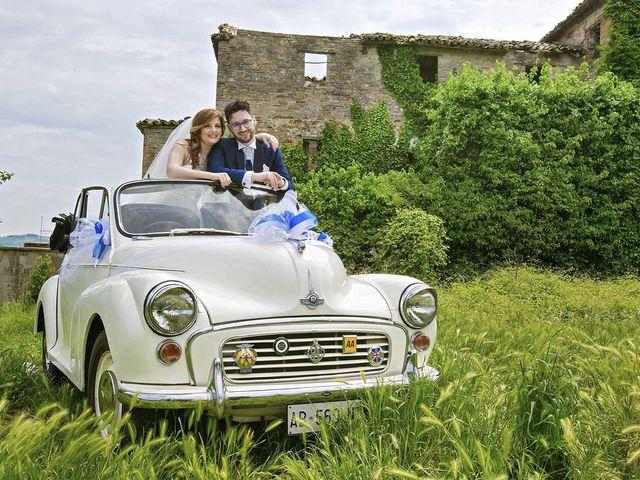 Il matrimonio di Michele e Clarissa a San Benedetto del Tronto, Ascoli Piceno 59