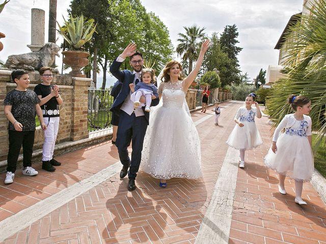 Il matrimonio di Michele e Clarissa a San Benedetto del Tronto, Ascoli Piceno 60