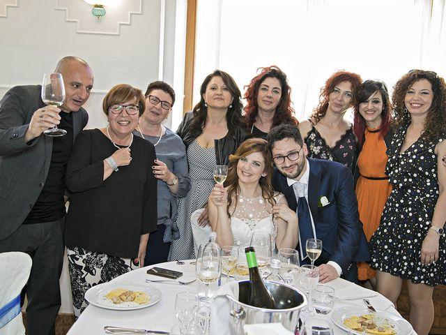 Il matrimonio di Michele e Clarissa a San Benedetto del Tronto, Ascoli Piceno 63