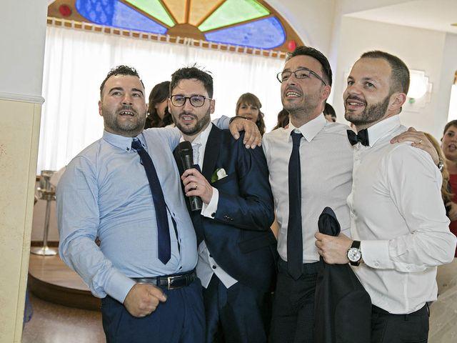 Il matrimonio di Michele e Clarissa a San Benedetto del Tronto, Ascoli Piceno 65