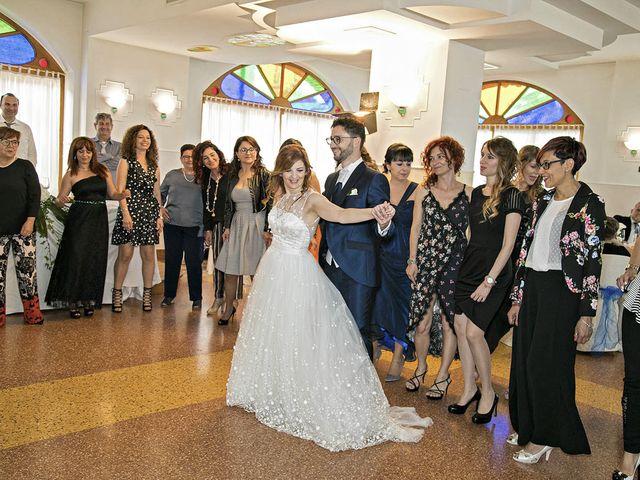 Il matrimonio di Michele e Clarissa a San Benedetto del Tronto, Ascoli Piceno 67