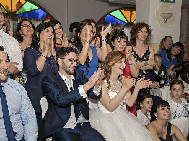 Il matrimonio di Michele e Clarissa a San Benedetto del Tronto, Ascoli Piceno 72