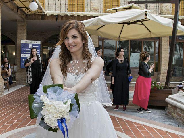 Il matrimonio di Michele e Clarissa a San Benedetto del Tronto, Ascoli Piceno 73
