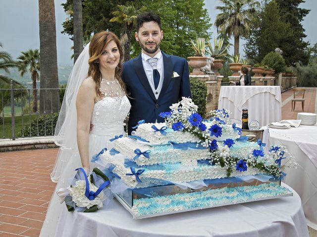 Il matrimonio di Michele e Clarissa a San Benedetto del Tronto, Ascoli Piceno 74