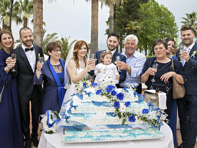 Il matrimonio di Michele e Clarissa a San Benedetto del Tronto, Ascoli Piceno 75