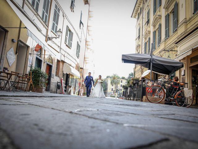 Il matrimonio di Andrea e Rosalba a Alassio, Savona 9
