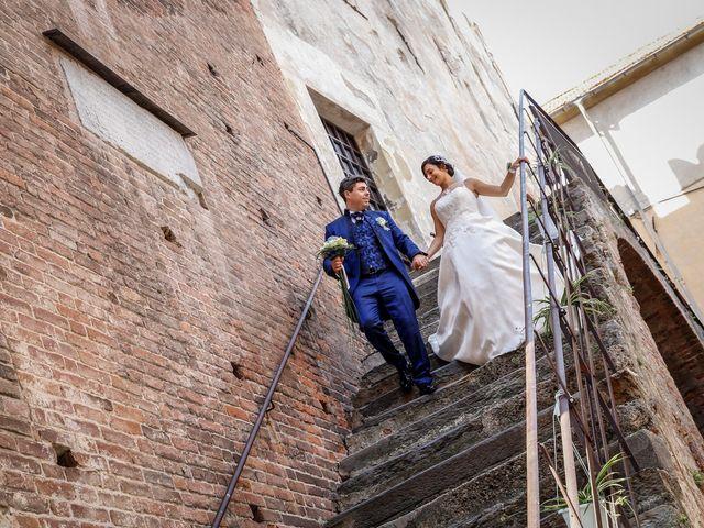 Il matrimonio di Andrea e Rosalba a Alassio, Savona 12