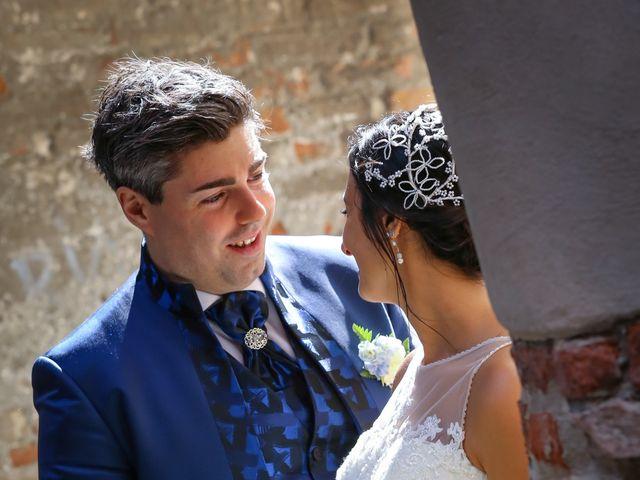Il matrimonio di Andrea e Rosalba a Alassio, Savona 16