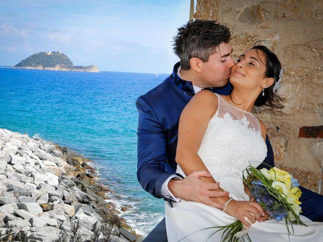 Il matrimonio di Andrea e Rosalba a Alassio, Savona 19