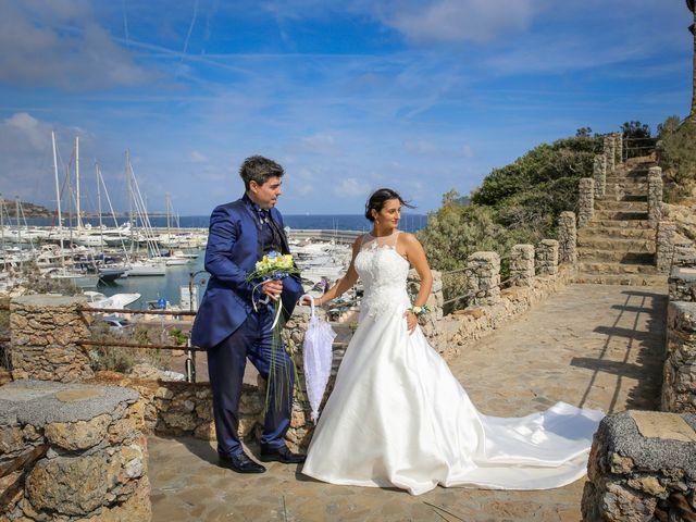 Il matrimonio di Andrea e Rosalba a Alassio, Savona 21