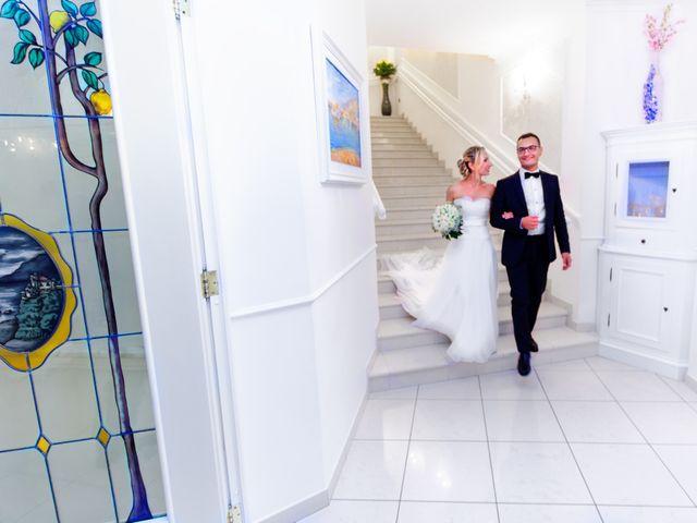 Il matrimonio di Alfonso e Antonella a Salerno, Salerno 29
