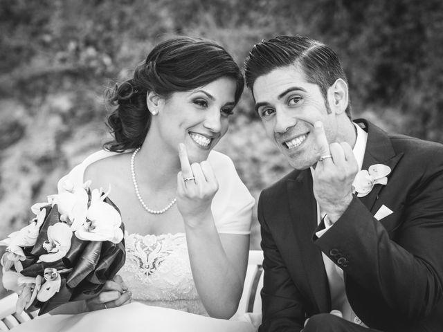le nozze di Marta e Ivan