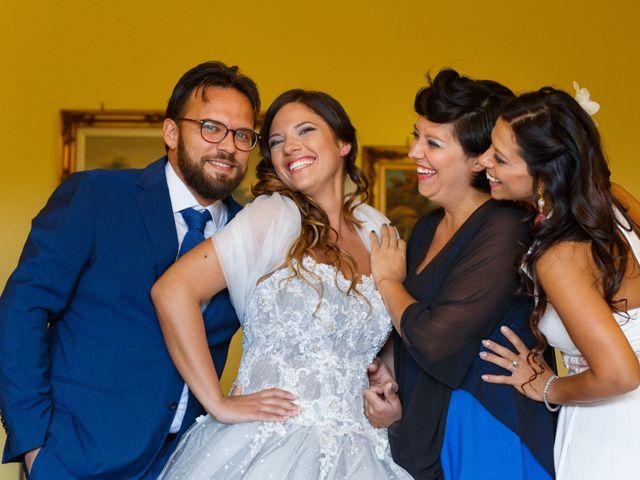 Il matrimonio di Tony e Esmy a Noci, Bari 5