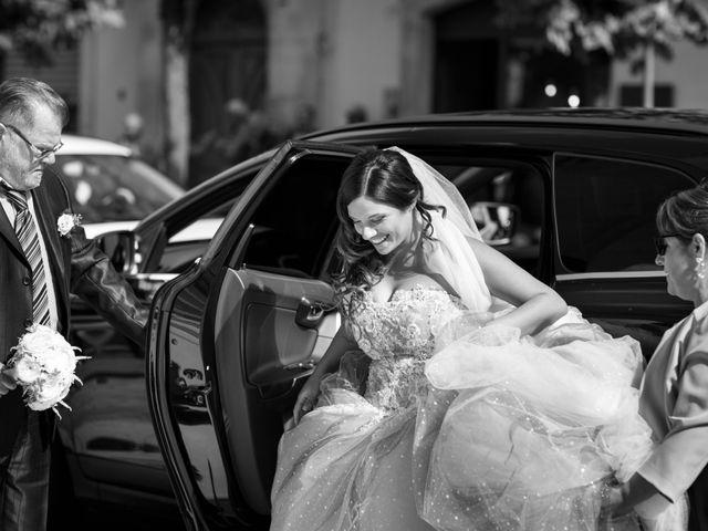 Il matrimonio di Tony e Esmy a Noci, Bari 10