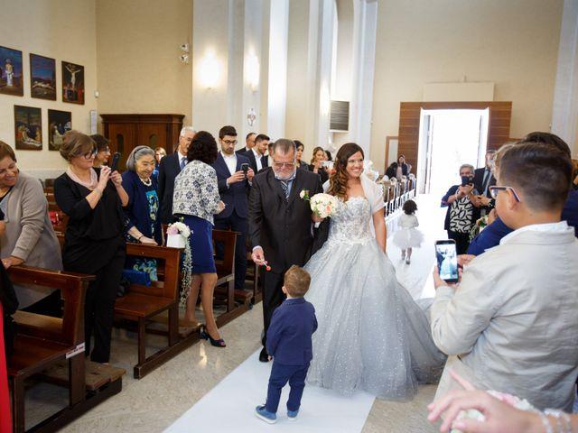 Il matrimonio di Tony e Esmy a Noci, Bari 11