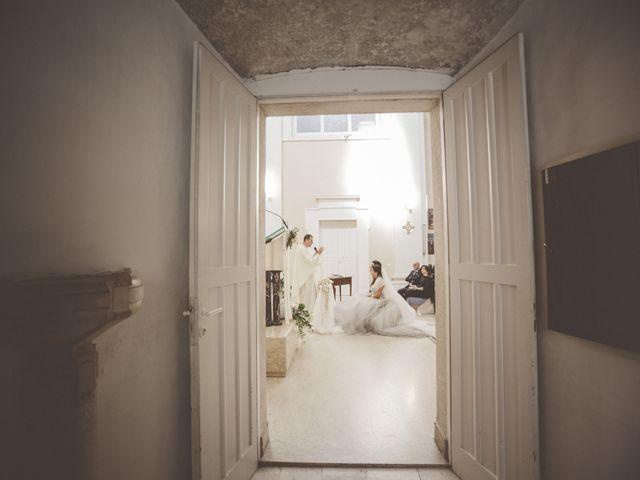 Il matrimonio di Tony e Esmy a Noci, Bari 12