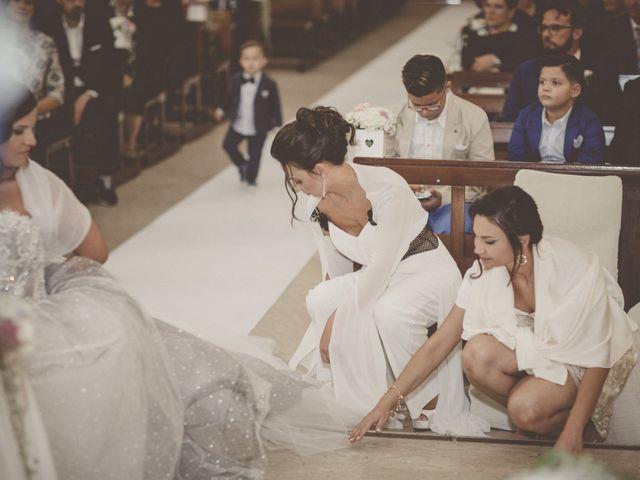 Il matrimonio di Tony e Esmy a Noci, Bari 15