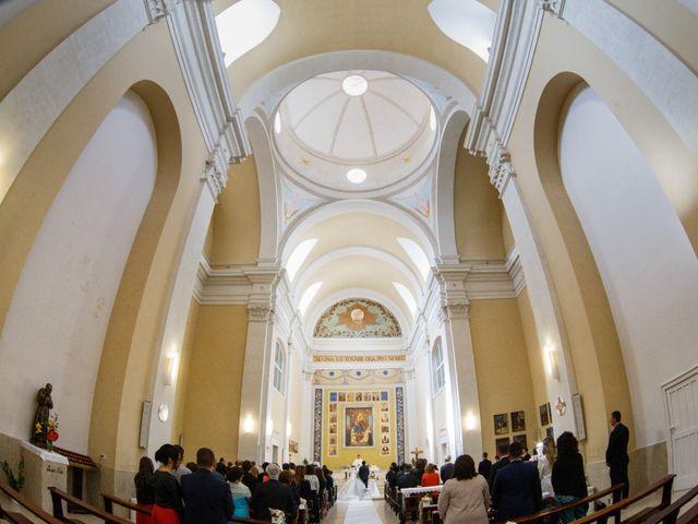 Il matrimonio di Tony e Esmy a Noci, Bari 16