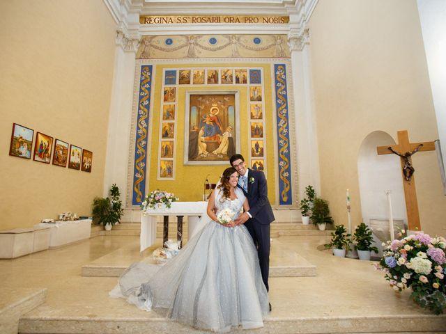 Il matrimonio di Tony e Esmy a Noci, Bari 17