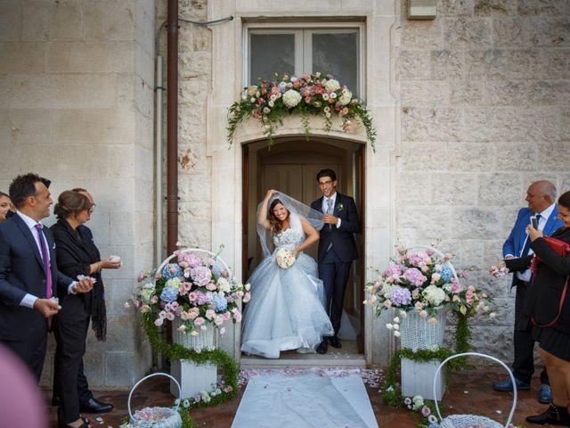 Il matrimonio di Tony e Esmy a Noci, Bari 19