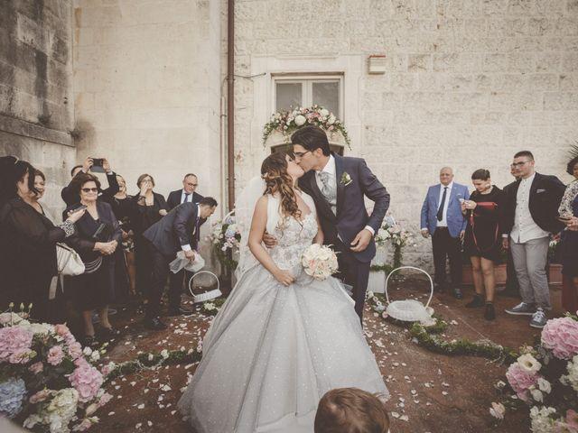 Il matrimonio di Tony e Esmy a Noci, Bari 20