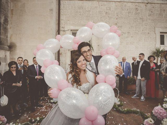Il matrimonio di Tony e Esmy a Noci, Bari 21