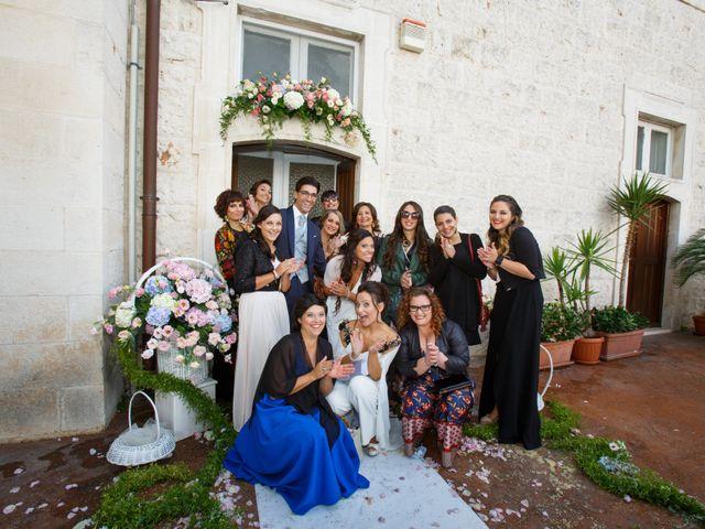 Il matrimonio di Tony e Esmy a Noci, Bari 22