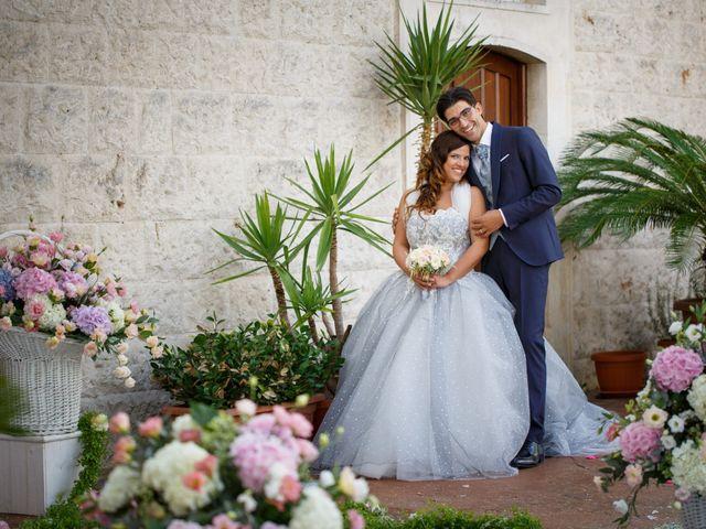 Il matrimonio di Tony e Esmy a Noci, Bari 24
