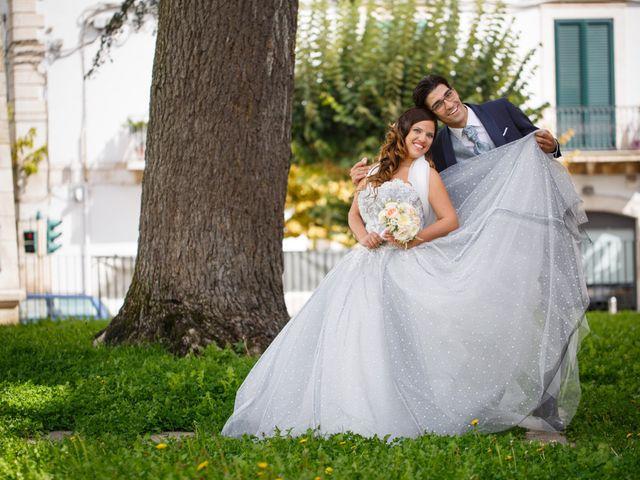 Il matrimonio di Tony e Esmy a Noci, Bari 25