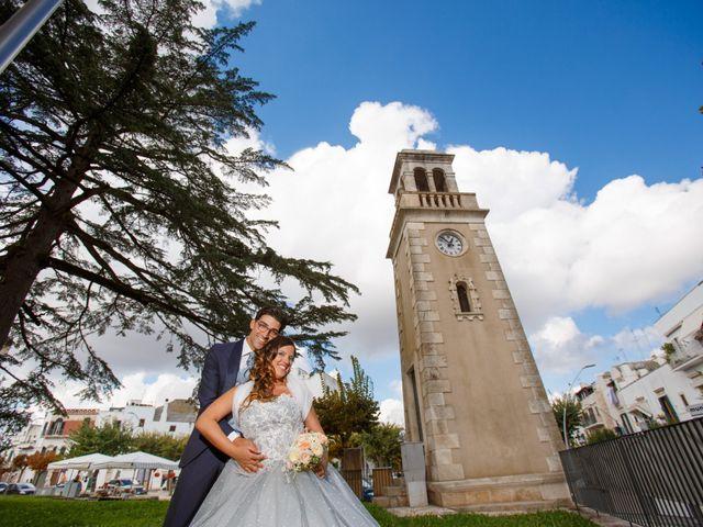 Il matrimonio di Tony e Esmy a Noci, Bari 26