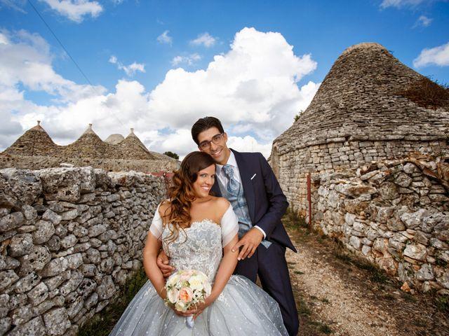 Il matrimonio di Tony e Esmy a Noci, Bari 27