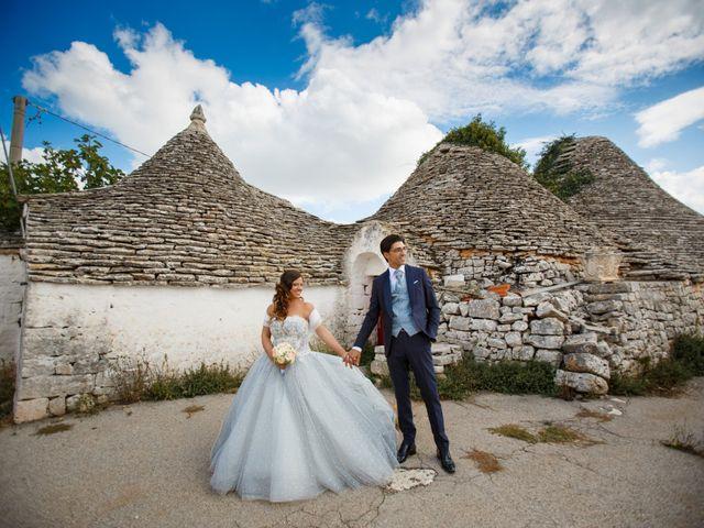 Il matrimonio di Tony e Esmy a Noci, Bari 28
