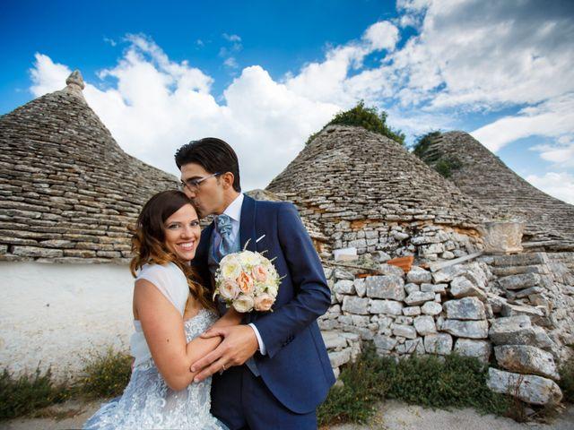 Il matrimonio di Tony e Esmy a Noci, Bari 29