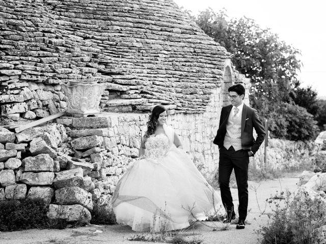 Il matrimonio di Tony e Esmy a Noci, Bari 30
