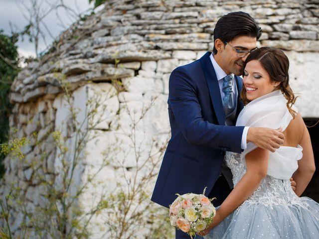 Il matrimonio di Tony e Esmy a Noci, Bari 31