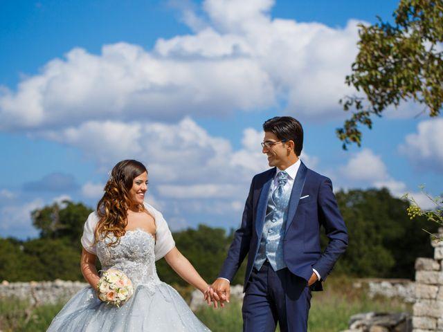 Il matrimonio di Tony e Esmy a Noci, Bari 33