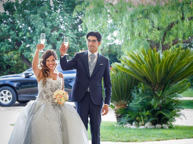 Il matrimonio di Tony e Esmy a Noci, Bari 37