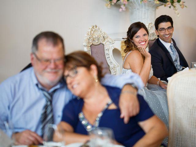 Il matrimonio di Tony e Esmy a Noci, Bari 38
